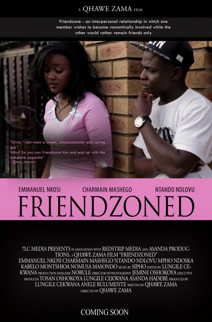 Friendzoned-poster